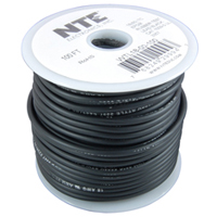 WIRE-TEST LEAD 18AWG BLK
