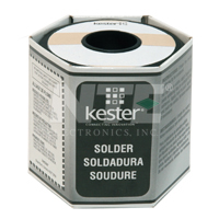 SOLDER WIRE-40/60 .125DIA