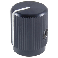 JD-50-2-6MM KNOB .500IN