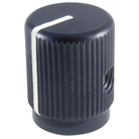 JD-50-4-6MM KNOB .500IN