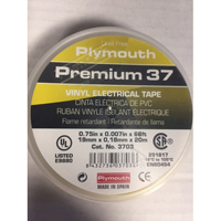 TAPE-PREMIUM 37 YELLOW