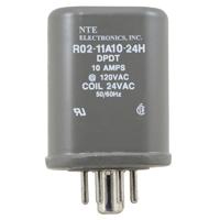 RELAY-10AMP-A/C 24V