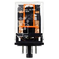 RELAY-10AMP DPDT 48VDC