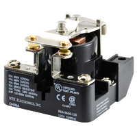 RELAY-SPST-NO-DM 30A 120V