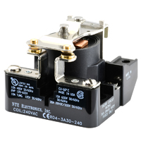 RELAY-SPST-NO-DM-30A 240V