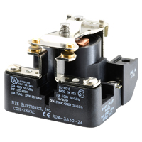 RELAY-SPST-NO-DM 30A 24VA