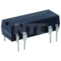 RELAY DPST-NO .5AMP 12VDC