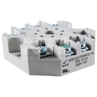 RELAY-8 PIN OCTAL SOCKET