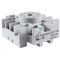 RELAY-11 PIN OCTAL SOCKET
