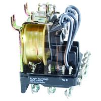 RELAY-25AMP 4PDT 24VDC