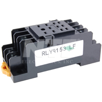 RELAY SOCKET 11-PIN DIN