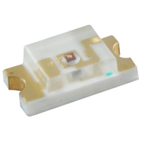 LED-SMD 1206 SUPER YELLOW