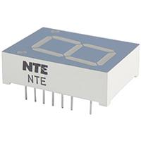LED-DISP YEL 0.80 INCH