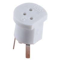 SOCKET-3-PIN TO-18