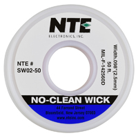 NC WICK #4 BLUE 50FT