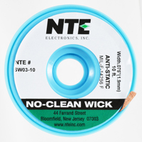 NC WICK ANTI-STAT #3 10FT