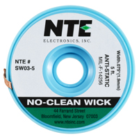 NC WICK ANTI-STAT #3 5FT