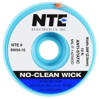 NC WICK ANTI-STAT #4 10FT