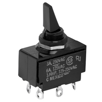 SWITCH/TOGGLE/DP/6A