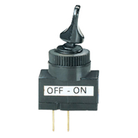SW-TOGGLE SPST ON-OFF