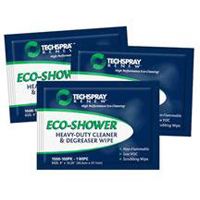 ECO-SHOWER WIPE PACKETS