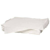 COTTON WIPES 9 X 9 INCH