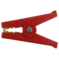 SMALL CHARGER CLIP RED